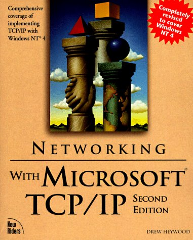 9781562057138: Networking With Microsoft Tcp/Ip