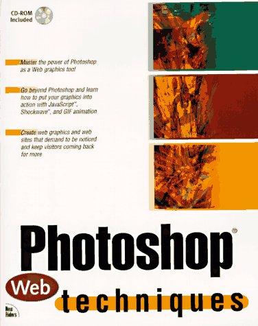 9781562057336: Photoshop Web Techniques