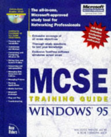 9781562057466: McSe Training Guide: Windows 95 (Training Guides)