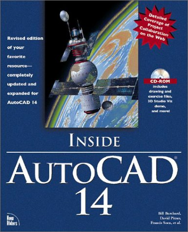 Inside AutoCAD 14: Michael E. Beall,