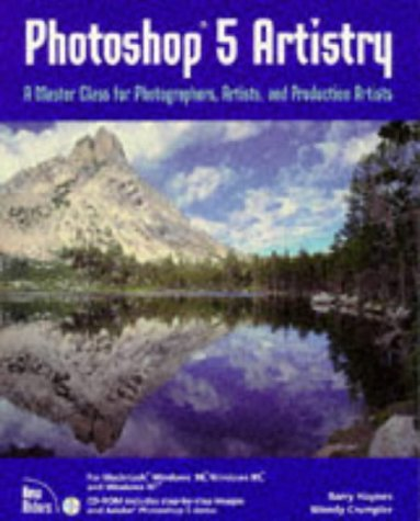 9781562058951: Photoshop 5 Artistry: A Master Class for Photographers, Artists, and Production Artists