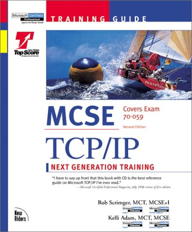 McSe-Tcp/Ip-Second Edition: Rob Scrimger And