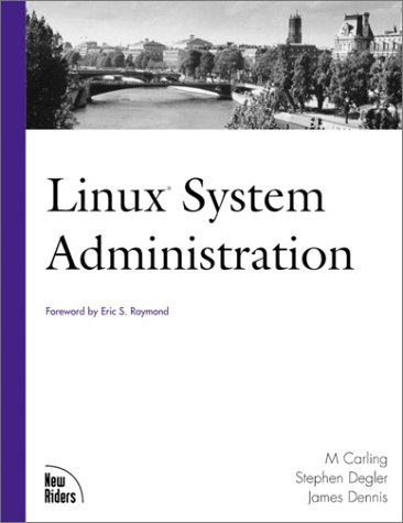 9781562059347: Linux System Administration (The Landmark Series)