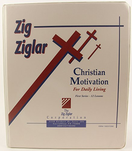 9781562072384: Christian Motivation for Daily Living - 12 Lessons Audio