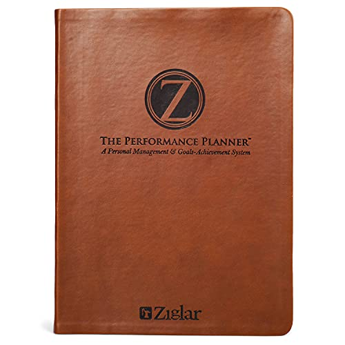 The Performance Planner: A Personal Management &: Zig Ziglar