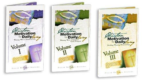 9781562077167: Zig Ziglar's Christian Motivation for Daily Living (Unabridged) 18 CDs