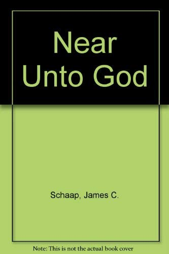 Near Unto God (9781562122539) by James C. Schaap; Abraham Kuyper