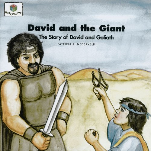 David and the Giant: The Story of David and Goliath (God Loves Me) (God Loves Me Storybooks): ...