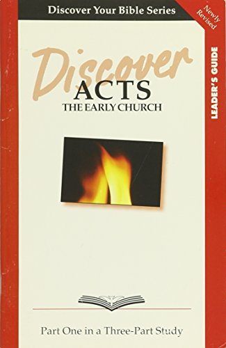 9781562123581: Acts the Early Church Lg / (Dyb)
