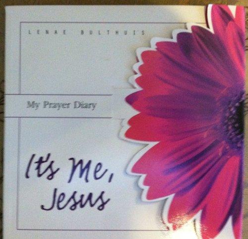 9781562125042: It's Me, Jesus: My Prayer Diary