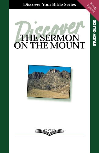 9781562125158: Discover the Sermon on the Mount Study Guide (Discover Your Bible)