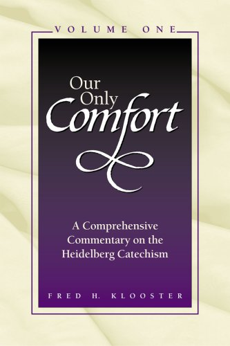 9781562126971: Our Only Comfort : A Comprehensive Commentary on the Heidelberg Catechism(2 Volume Set)