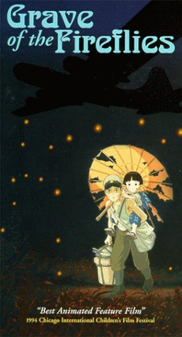 9781562194642: Grave of the Fireflies [VHS]