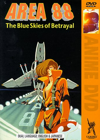 9781562197278: Area 88 - Blue Skies of Betrayal (Vol. 1)