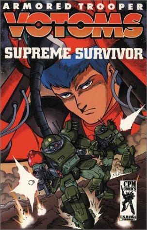 9781562199050: Armored Trooper Votoms: Supreme Survivor