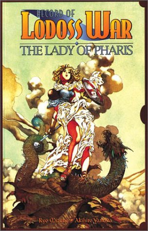 Record Of Lodoss War Lady Of Pharis Book 1 (Record of Lodoss War (Graphic Novels)) (1562199269) by Ryo Mizuno