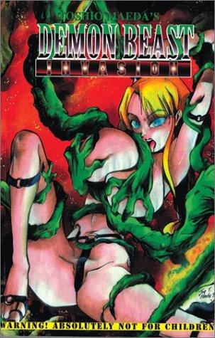 9781562199425: Toshio Maeda's Demon Beast Invasion