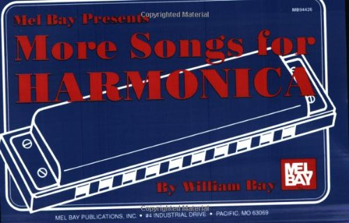 9781562220006: More Songs for Harmonica