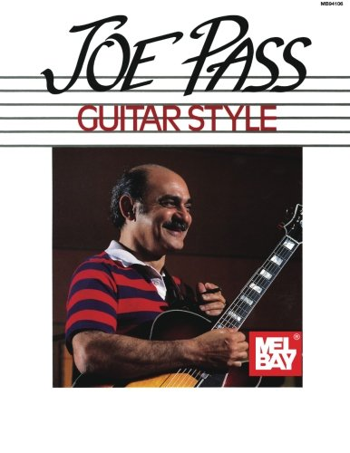 9781562220051: Joe Pass Guitar Style