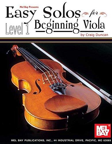 9781562222444: Easy Solos for Beginning Viola