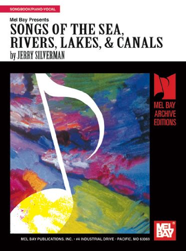 9781562222833: Songs of the Sea, Rivers, Lakes and Canals