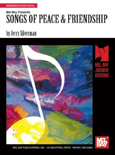 9781562222994: Songs of Peace and Friendship