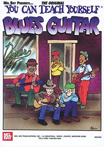 9781562223083: You Can Teach Yourself Blues Guitar