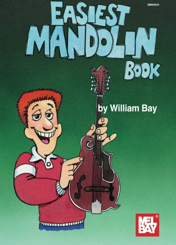 Easiest Mandolin Book: Bay, William