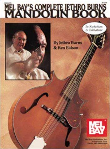9781562226633: Mel Bay's Complete Jethro Burns Mandolin Book