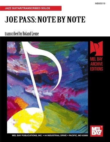 JOE PASS NOTE BY NOTE: Joe Pass; Roland