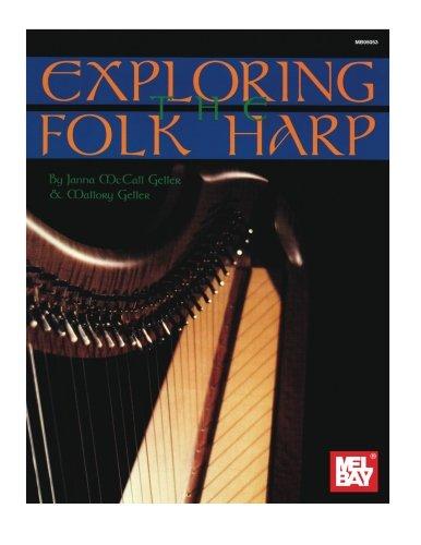 9781562229078: Exploring the Folk Harp