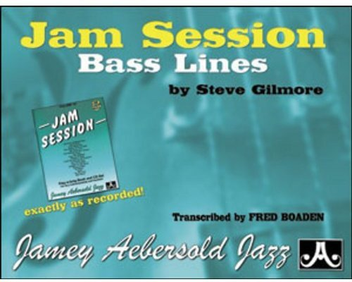 Bass Lines to 18 Jazz Standards (Double