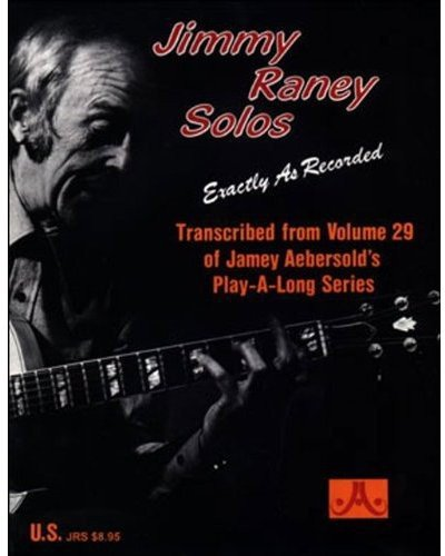 Jimmy Raney Solos - Transcribed From Volume 29