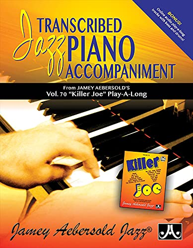 Jazz Piano Voicings - Transcribed From Volume: Jamey Aebersold