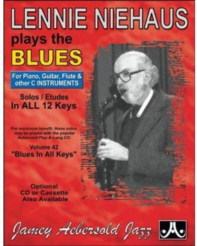 Lennie Niehaus Plays the Blues Vol.42: Niehaus,Lennie