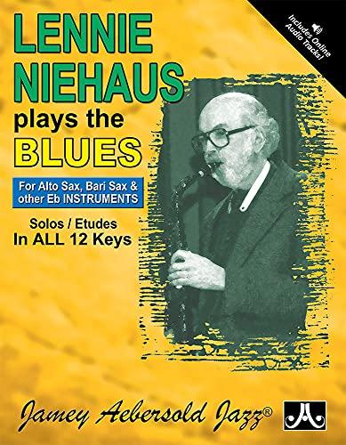 Lennie Niehaus Plays the Blues Format: Book: By Lennie Niehaus