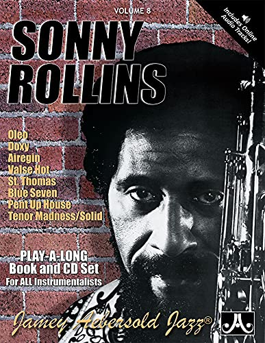 Sonny Rollins (Mixed media product): Jamey Aebersold