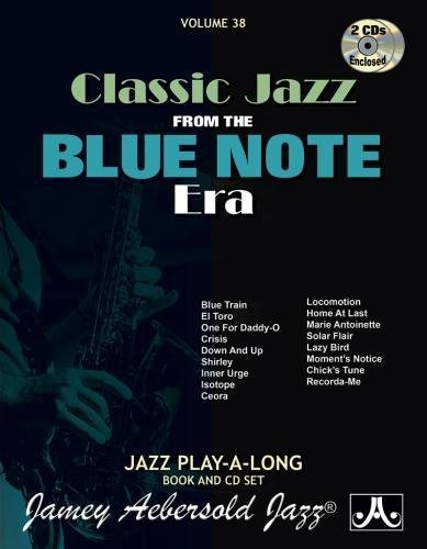9781562241964: Classic Songs from the Blue Note: 38 (Play-a-Long)