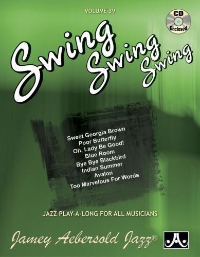 Swing, Swing, Swing (Mixed media product): Jamey Aebersold