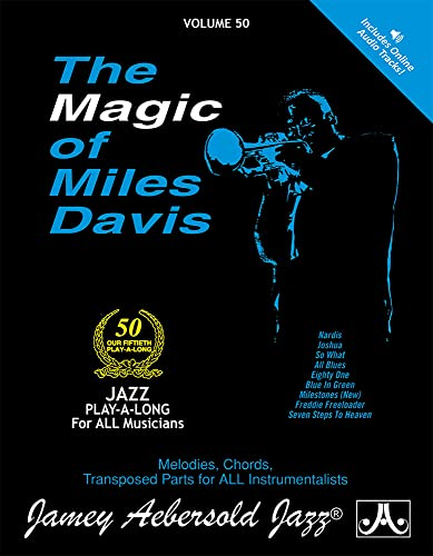 The Magic of Miles Davis (Mixed media: Jamey Aebersold