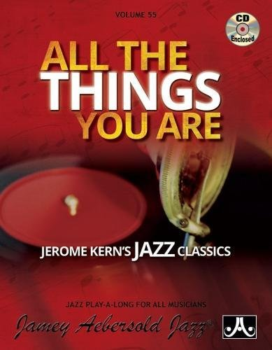Yesterdays: Jerome Kern s Classics (Mixed media: Jamey Aebersold