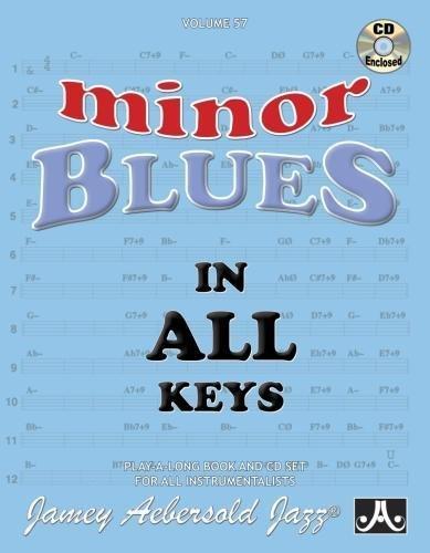 9781562242152: Minor Blues in All Keys