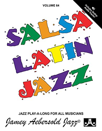 9781562242220: Vol. 64, Salsa/Latin Jazz Classics (Book & CD Set) (Play- a-Long)