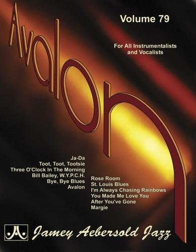 9781562242374: Play-A-Long Series, Vol. 79, Avalon (Book & CD Set) (Jazz Play-A-Long for All Instrumentalists and Vocalists)