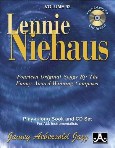 Jamey Aebersold Jazz, Volume 92: Lennie Niehaus: By Lennie Niehaus