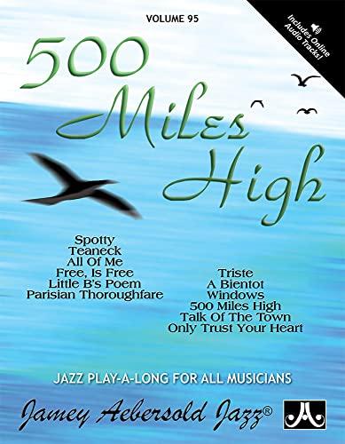 9781562242541: Vol. 95, 500 Miles High (Book & CD Set) (Play-a-Long)