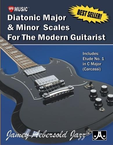 Diatonic Major And Minor Scales For The: Jamey Aebersold