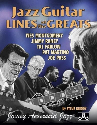 9781562242732: Jazz Guitar Lines Of The Greats