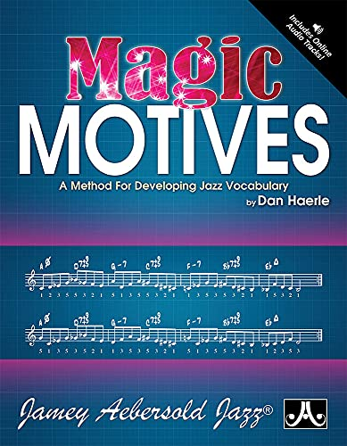 9781562242916: Magic Motives: A Method for Developing Jazz Vocabulary (Book & CD)