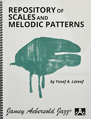 9781562242947: Repository of Scales and Melodic Patterns: Spiral-bound Book